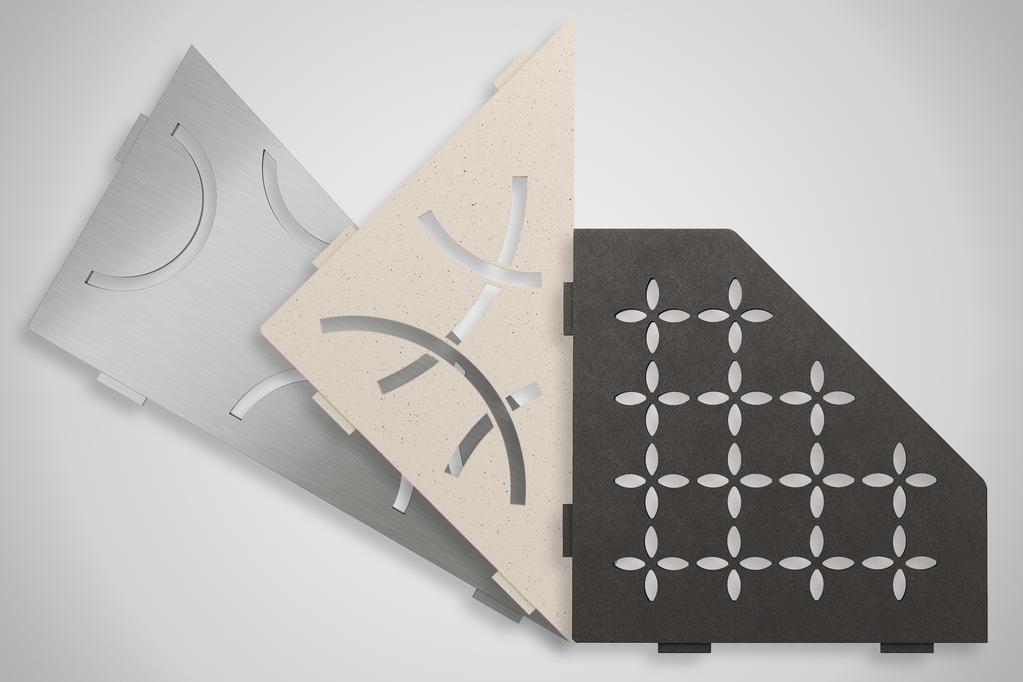 Belle robuste e facili da installare schlüter systems